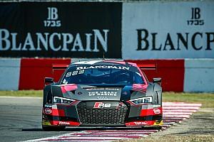 Blancpain Endurance Crónica de Carrera Victoria del Audi de Alex Riberas en Monza
