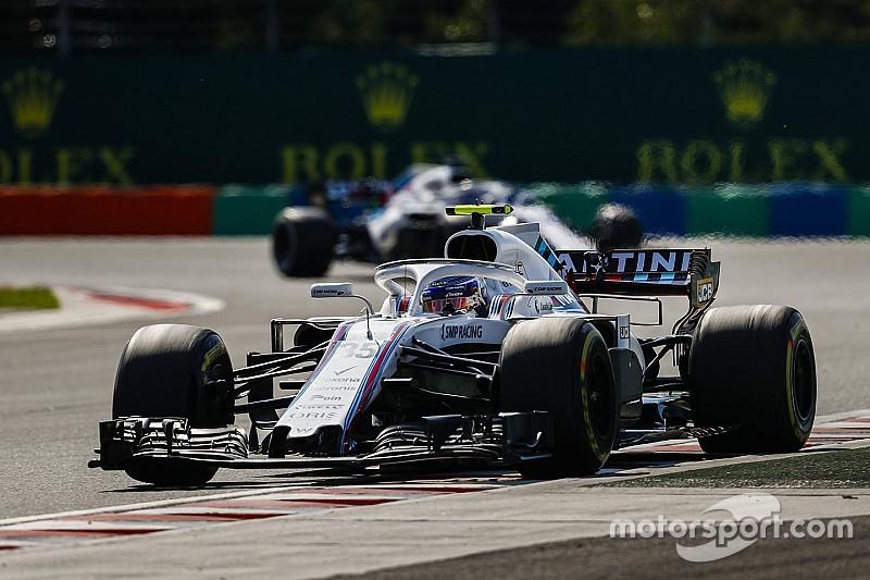 Stroll: Williams sürücüleri kolay hedef
