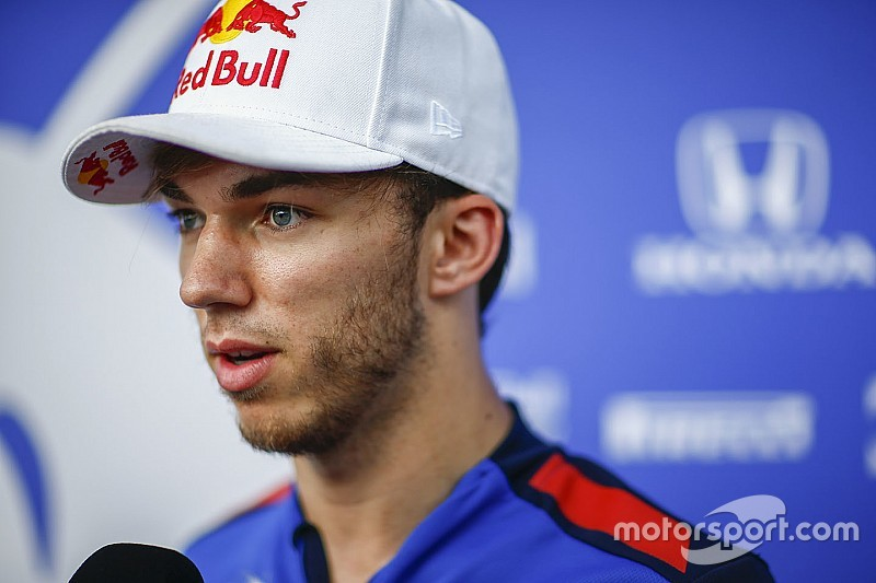 Ufficiale: Pierre Gasly nuovo pilota Red Bull Racing. Dal 2019 prenderà il posto di Ricciardo