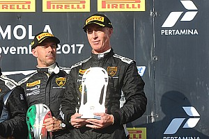 Lamborghini Super Trofeo Intervista Video: Cordoni rimonta e sale sul podio della prima Finale Mondiale AM