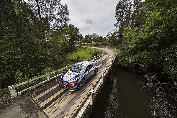 Rally Australia under pressure from WRC teams