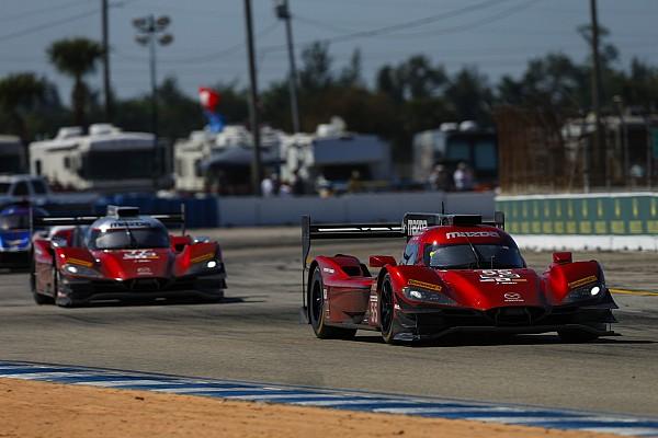 IMSA News Mazda bei 12h Sebring überraschend stark: Von jetzt an siegfähig?