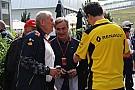 Marko: Pai de Sainz acha que filho é melhor que Toro Rosso