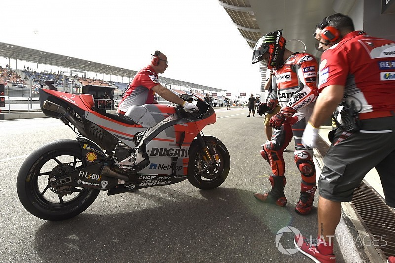 Belum optimal, Lorenzo ingin maksimalkan warm-up