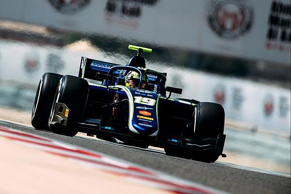 FIA F2 Rennbericht Formel 2 in Bahrain: Lando Norris dominiert den Saisonstart