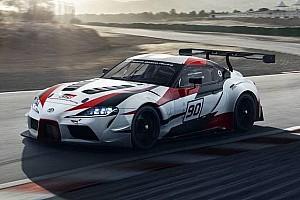 Auto Actualités Vidéo - Toyota GR Supra Racing Concept, le retour d'une légende