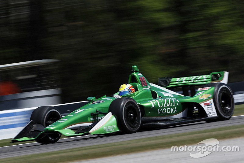 Spencer Pigot ha rinnovato con la Ed Carpenter Racing per il 2019