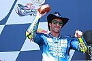 MotoGP Iannone sur le podium avec Suzuki: