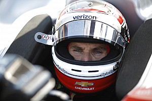 IndyCar Practice report Indy GP: Power leads Rossi in opening practice