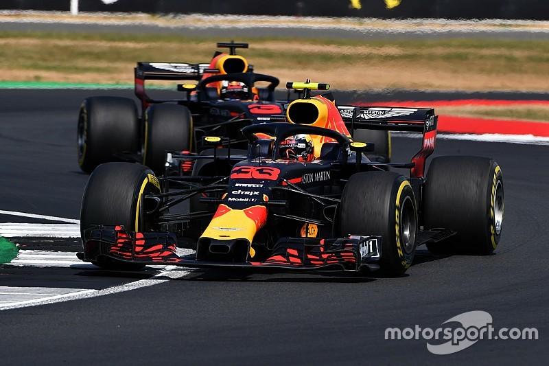 Verstappen acusa a Renault de no dar a Red Bull sus últimas actualizaciones