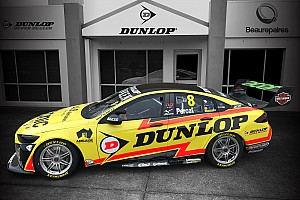 Supercars Breaking news Percat to run Dunlop livery in Townsville