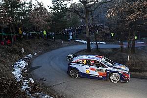 WRC Важливі новини Відео: аварія Дані Сордо на Ралі Монте-Карло