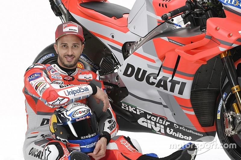 Ducati abrirá el turno de presentaciones el próximo 18 de enero