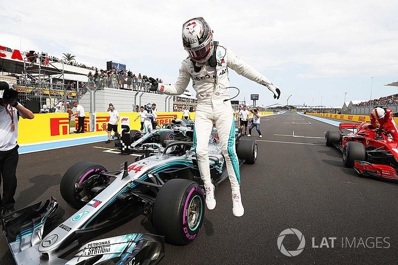 Fransa GP Öncesi: Yarış gridi