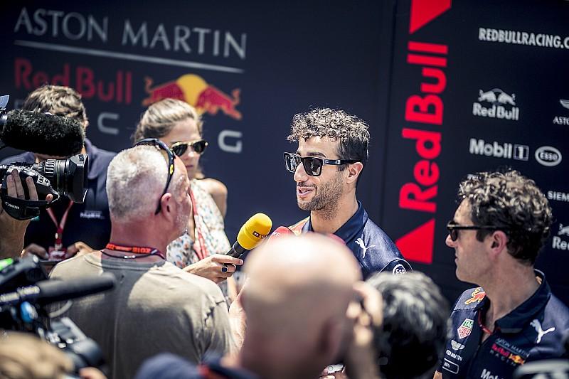 Ricciardo ha 10 giorni di tempo per decidere quale sarà il suo futuro