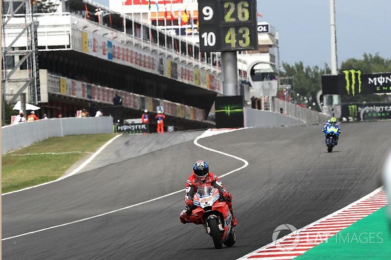 Live: Follow Barcelona MotoGP qualifying as it happens