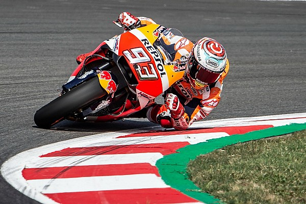 Marquez saves making other Hondas