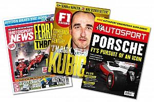 Speciale Ultime notizie Motorsport Network si espande nel Regno Unito con delle nomine esecutive chiave
