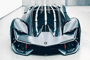 Lamborghini, l'hypercar ibrida potrebbe arrivare a Francoforte