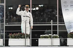 F1 Noticias de última hora Bottas dice que la temporada 2017 fue
