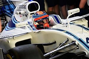 Formula 1 Breaking news Kubica: