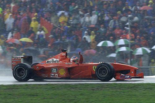 F1 career stats: Rubens Barrichello