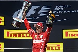 Formula 1 Breaking news Marko tips Vettel to win F1 2017 drivers' title