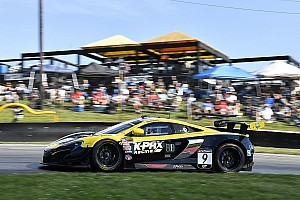 PWC Race report Mid-Ohio PWC: McLaren's Parente beats Porsches again