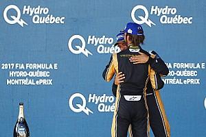 Formula E Son dakika Vergne takımın Sarrazin'i tutmasını istiyor