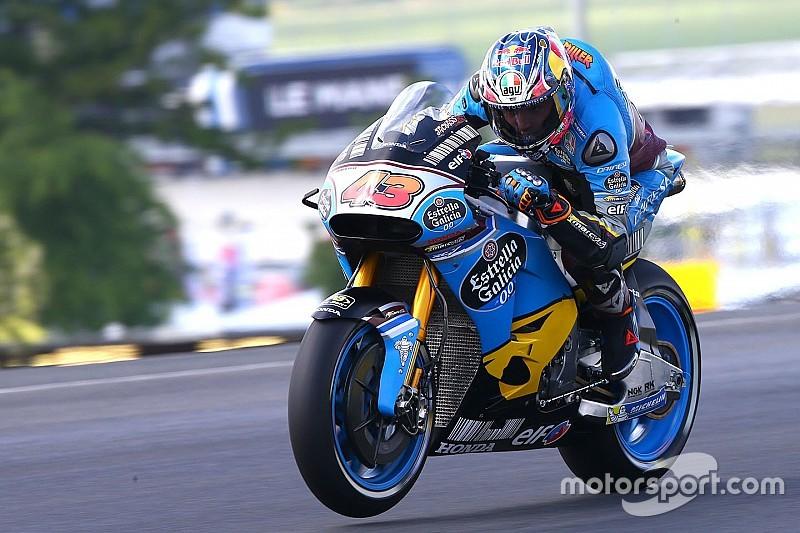 EL1 - Jack Miller survole les essais avec les pneus slicks!