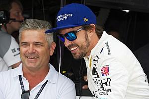 IndyCar Noticias de última hora De Ferran: