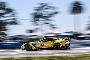 IMSA Breaking news Milner optimistic about Corvette's Sebring prospects