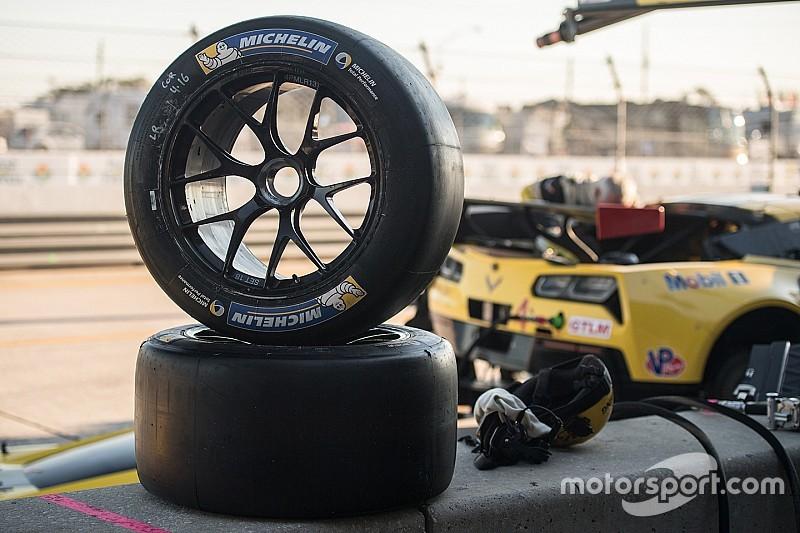 IMSA-Reifen 2019: Michelin löst Continental ab