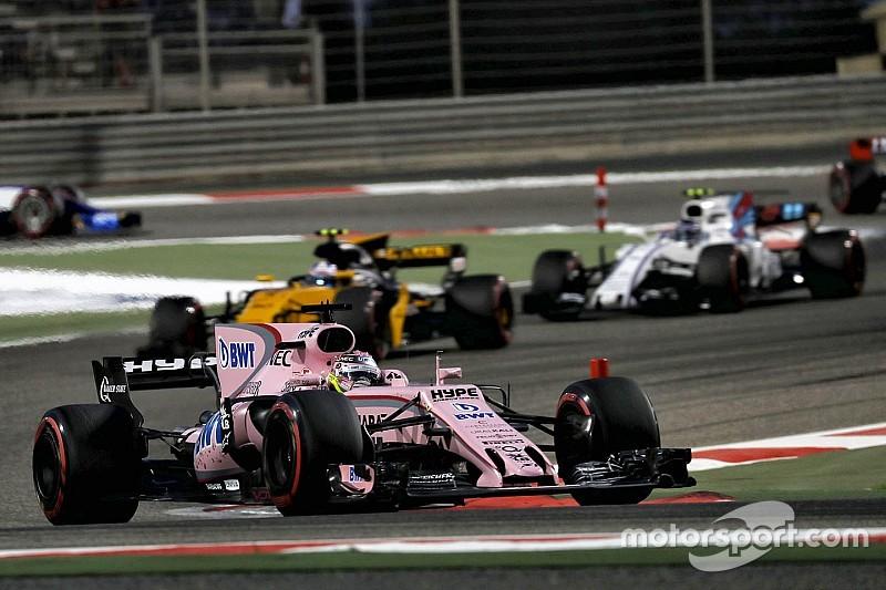 Force India évolue au-dessus de son niveau réel, selon Pérez