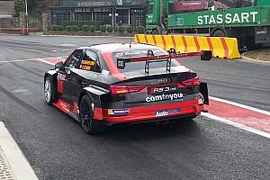 TCR Benelux Gara Fantastica doppietta di Comini nelle prime due gare a Spa