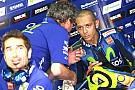 Rossi veut que la Yamaha continue à évoluer,