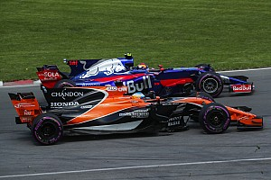 Formula 1 Analysis How Red Bull junior team plans to profit from McLaren's pain
