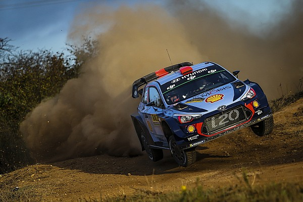 WRC Reaktion