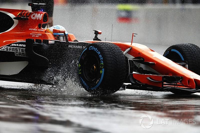 35 rajthelyes büntetést kap Alonso a Japán Nagydíjra