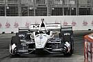 IndyCar Пажено впервые в сезоне завоевал поул на этапе IndyCar