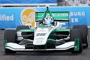Indy Lights Qualifiche Kyle Kaiser beffa Herta e conquista la pole a Barber per Gara 1