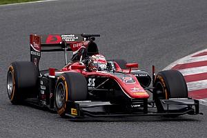 FIA F2 Testverslag Matsushita snelste op eerste F2-testdag, Nyck de Vries zevende