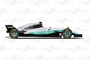 Formule 1 Preview Guide F1 2017 - Mercedes: les Flèches d'Argent peuvent-elles manquer la cible?