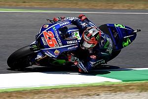 MotoGP Новость Yamaha запланировала провести частные тесты в Арагоне