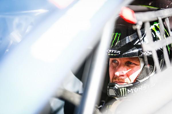 WK Rallycross Nieuws Solberg onder het mes na WRX-crash Letland