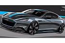 Auto L'Aston Martin RapidE plus performante que la Tesla Model S?