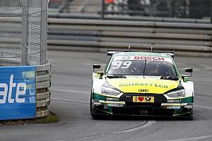 DTM Noticias de última hora Rockenfeller y Paffett llevados al hospital tras fuerte accidente en Norisring