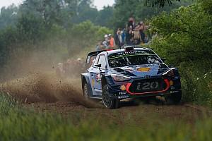 WRC Résumé de spéciale ES6 à 10 - Neuville en tête d'une courte... tête