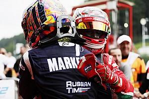 فورمولا 2 أخبار عاجلة فورمولا 2: إقصاء لوكلير ورولاند من السباق الأوّل في سبا-فرانكورشان