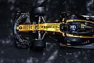 Формула 1 Квалификация Палмера оказалась испорчена тремя ошибками